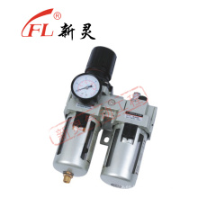 Unidad de fuente de aire Unidad de aire Filtro Regulador Lubricador AC4010-04