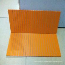 Feuille de bakélite d'isolation électrique / Conseil /Plaque