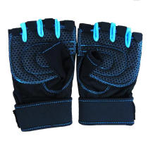 Half Finger Fitness Gloves Weight Lifting Bodybuilding Workout Gym Training Glove