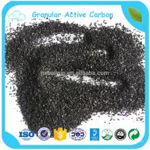 Valor granulado del carbón activo 180mg / g del valor de 180 ° yodo