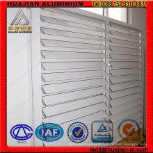 Automatic Aluminum shutters