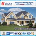 Steel Structure Villa Comfortable House