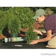 Tissu d'aménagement paysager / d'agriculture contre les mauvaises herbes