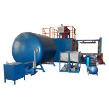 equipamento misto de espuma de poliuretano