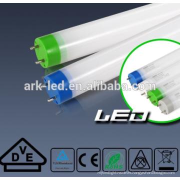 160LM / W T8 y T5 1200MM Y 1500MM Mercado de la UE VENTA CALIENTE TUBO, INDUCTIVO Y ELECTRÓNICO tubo de LED BALLAST,