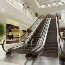 Escalier commercial avec largeur d'échelle de 30 degrés 1000 Vvvf Control