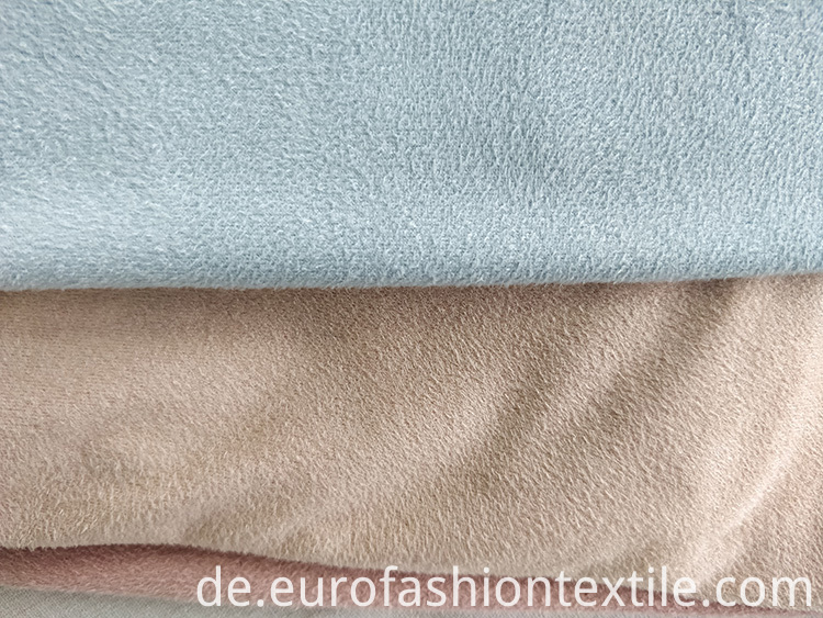 Micro Suede Knitting Fabric