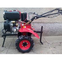 Diesel / gasolina Power Tiller / Farm Tiller Cultivator