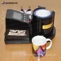 Pneumatische Hitze Pressmaschine von sunmeta Firma, heißer Verkauf Sublimation Becher Drucker