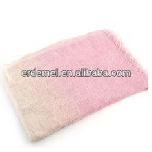 fashion colorful lady linen scarf for sale
