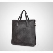High fashion brand bag genuine leather men bag