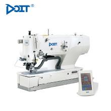 DT-1790S Alta velocidade informatizado botão reto furando máquina de costura de máquinas de casas de botão