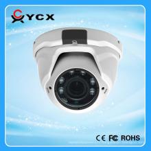 1.3Mega Pixel nouvelle gamme de leds Coaxial AHD IR caméra CCTV résistant aux intempéries