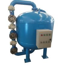Tratamiento automático de agua con filtro de arena con distribuidor de agua de ABS