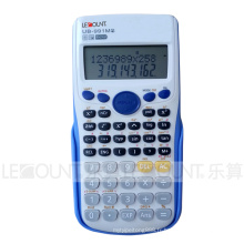 12 + 10 chiffres 240 Fonction Dual Power Scientific Calculator (LC758C)