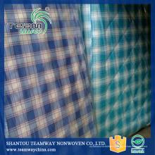 Tissu de matelas à coutures