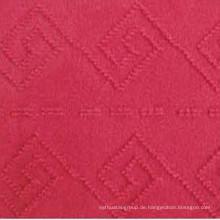Non-Woven Needle Punch Velour Einzelfarben Teppich