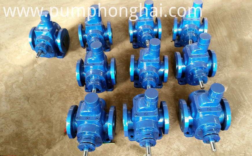 diesel fuel oil transfer pump