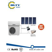 New Design of Solar Air Conditioner
