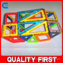 Plastic Tube Building Blocks Toy