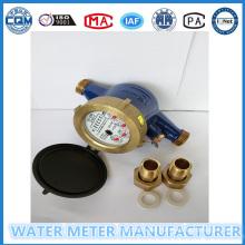 All Brass Water Flow Meter Against Rust