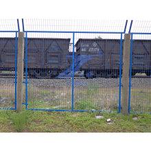 С ПВХ покрытием железнодорожных проволоки сетки