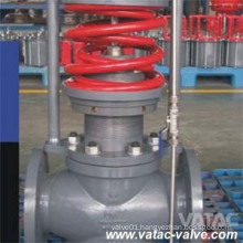 BS1873 Pneumatic Operated Globe Control Valve