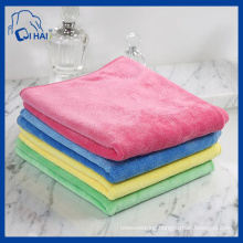 Double Layer Coral Fleece Microfiber Cleaning Towel (QHL77667)