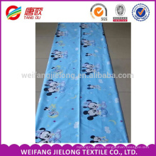 Cheap 40*40 printing cotton fabric for cotton bedding fabric