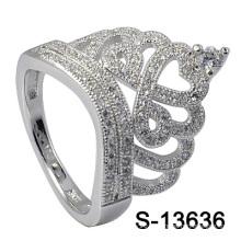 Anel da jóia de prata dos modelos 925 novos (S-13636)