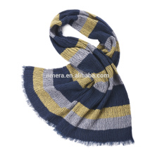 Inner Mongolia factory direct Wool Plaid Scarf SWI0050 well-designed lady autumn winter folding scarf