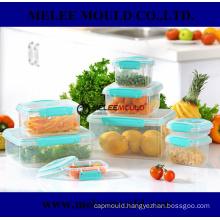 Plastic Fresh Fruit Container Box Mold
