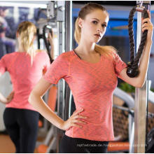 Sport & Fitness Bekleidung Damen T-Shirt Quick Sweat