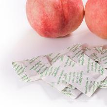 Bluapple Ethylene Gas Absorber- 2 Apples Plus Year Supply Of Refills