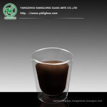 Double Wall Glass Tea Cup (188ML)