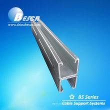 Unistrut canal de aço inoxidável P1001 (UL cUL NEMA IEC SGS ISO CE)