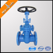 Rising stem Gate valve For Industrial Cast Iron Gate Valve