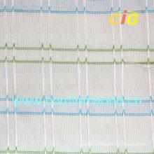 Tecido de hospital hospital cubículo cortina de tecido