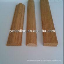 molduras de madera / estructura de madera / molduras de madera