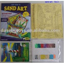 Американское песочное искусство