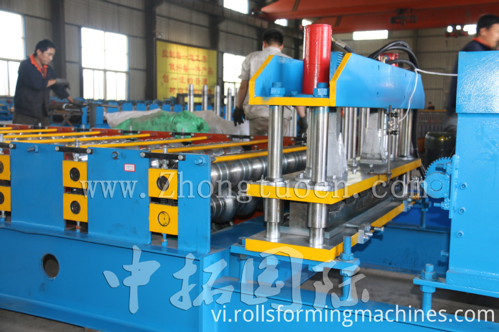 Glazed Tiles Making Manufacturing Machine