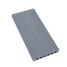 Co-Extrusion Capped Wood Plastic Composite Waterproof WPC Floor Decking for Outdoor