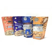 Custom printed resealable cereal Packaging bag
