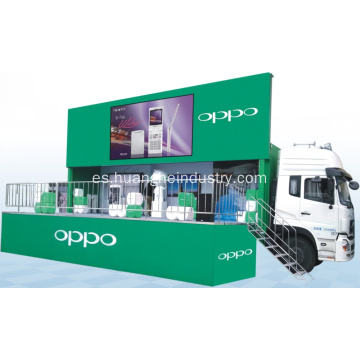 P8 LED Screen Stage Stage Vehicle