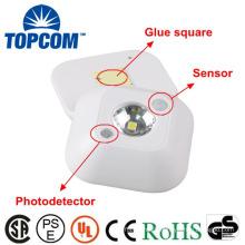 Ningbo Plastic 1 LED Motion Sensor LED Cabinet Night Light