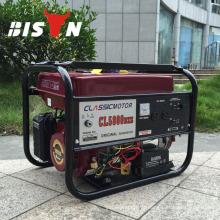 Bison China Hot Venda Modelo 3KW Gerador de Gasolina