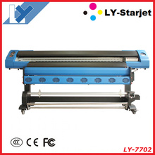Dx7 Eco Solvent Printer 3.2m with Epson Printhead 1440*1440dpi