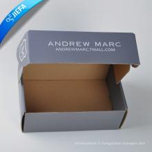 Chine fabricant personnalisé chaussures boîte