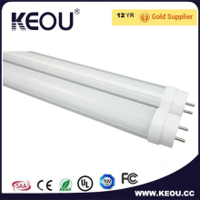 CE/RoHS comercial/interior 2700k - 6500k T8/T5 LED tubo luz