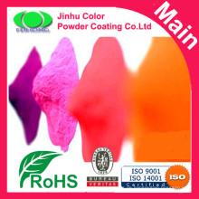 Spritzung Epoxid Pulver Farbe